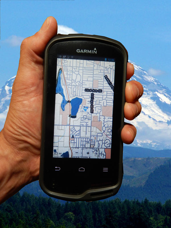 Advanced GPS System